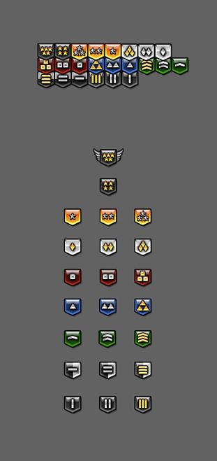 Level Icon type 01
