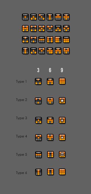 Level Icon type 02