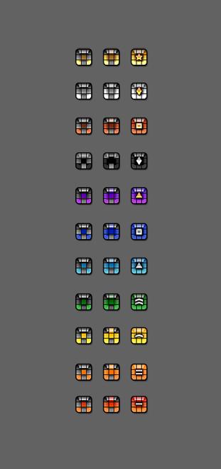Level Icon type 03